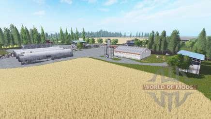 La isla de v2.0 para Farming Simulator 2017