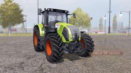 CLAAS Axion 820 v2.2 para Farming Simulator 2013