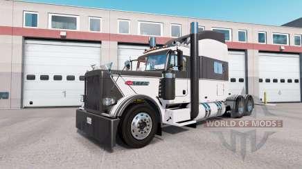 Principios de Xmass de la piel para el camión Peterbilt 389 para American Truck Simulator