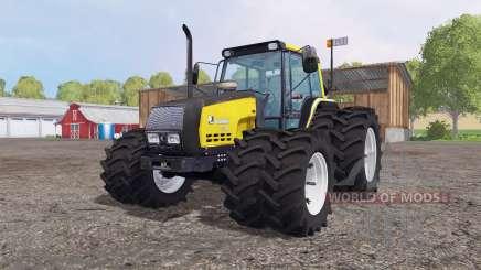 Valmet 6400 front loader para Farming Simulator 2015