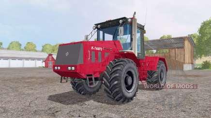 Kirovets K 744R3 para Farming Simulator 2015