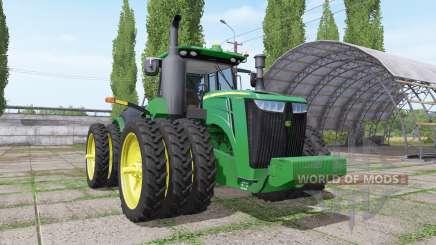 John Deere 9370R v3.1.1 para Farming Simulator 2017