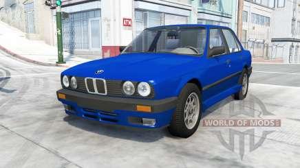 BMW 325e sedan (E30) 1985 para BeamNG Drive