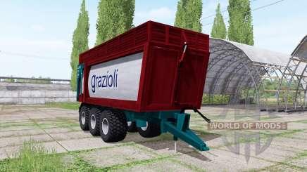 Grazioli Domex 200-6 v2.1 para Farming Simulator 2017