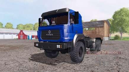 Ural 44202-3511-82M para Farming Simulator 2015
