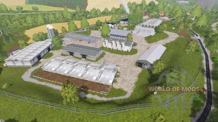 Thuringer Oberland para Farming Simulator 2017