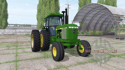John Deere 4050 v3.0 para Farming Simulator 2017