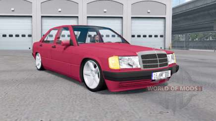 Mercedes-Benz 190 E (W201) para American Truck Simulator