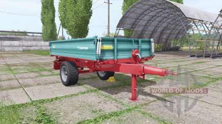 Farmtech EDK 800 para Farming Simulator 2017