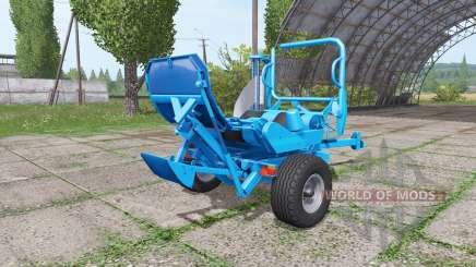 Euromilk Scorpio para Farming Simulator 2017