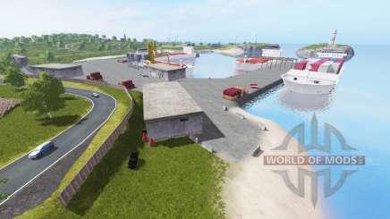 La Isla de los GIGANTES para Farming Simulator 2017