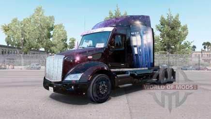 El médico Que la piel para el camión Peterbilt 579 para American Truck Simulator