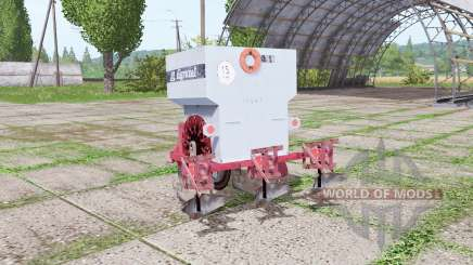 Agrozet SA 2-074 para Farming Simulator 2017
