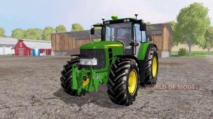 John Deere 6930 Premium para Farming Simulator 2015