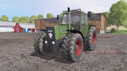 Fendt Favorit 611 LSA Turbomatik para Farming Simulator 2015