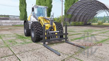 Liebherr L550 para Farming Simulator 2017