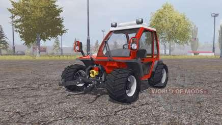Reform Metrac H6 para Farming Simulator 2013