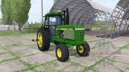 John Deere 4650 v1.2 para Farming Simulator 2017