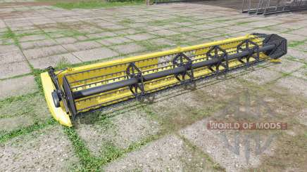 New Holland Varifeed 30FT para Farming Simulator 2017