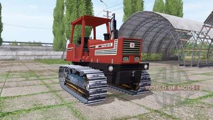 Fiatagri 160-55 v1.2 para Farming Simulator 2017