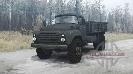 ZIL 130 4x4 para MudRunner