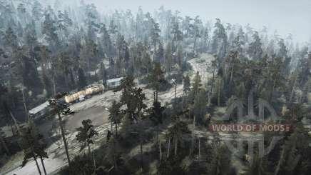Bosque para MudRunner