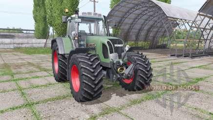 Fendt Favorit 916 v1.2.1 para Farming Simulator 2017
