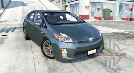 Toyota Prius (XW30) 2009 para BeamNG Drive