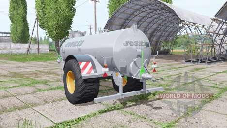 JOSKIN Modulo 2 ME para Farming Simulator 2017