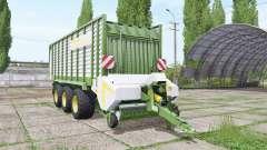 Strautmann Tera-Vitesse CFS 5201 DO v1.1 para Farming Simulator 2017