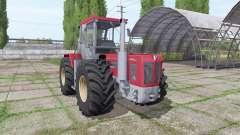 Schluter Super 2500 TVL para Farming Simulator 2017