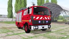 Renault G230 Sapeurs-Pompiers Camiva