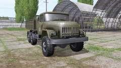 ZIL 131 v1.1 para Farming Simulator 2017
