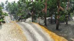Pine trails para Spin Tires