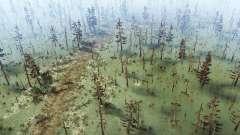El pantano para MudRunner