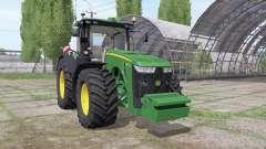 John Deere 8400R v2.3 para Farming Simulator 2017