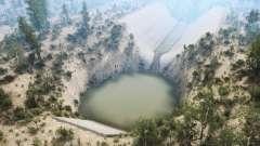 San Dimas Canyon para MudRunner
