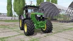 John Deere 6145R v2.7 para Farming Simulator 2017