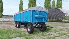 Kroger Agroliner HKD 402 para Farming Simulator 2017