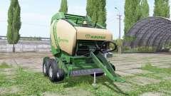 Krone Comprima V180 XC para Farming Simulator 2017