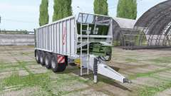 Fliegl Gigant ASW 491 para Farming Simulator 2017