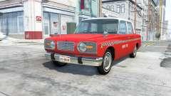 Ibishu Miramar Taxi v1.011