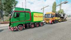 Heavy Haulage Convoy para Euro Truck Simulator 2
