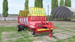 POTTINGER EUROBOSS 330 T twin tires