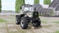 Mercedes-Benz Trac 1100 Intercooler para Farming Simulator 2017