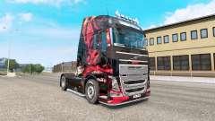 MSI Gaming de la piel para el camión Volvo FH se