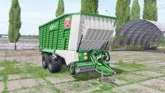 Lely Tigo XR 75 D para Farming Simulator 2017