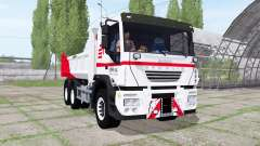 Iveco Stralis dump truck para Farming Simulator 2017