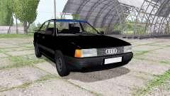 Audi 80 quattro (B3) 1986 para Farming Simulator 2017