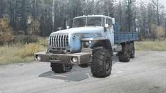 Ural 4320-30 para MudRunner